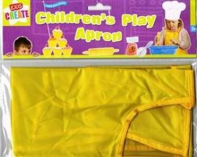 Children's Play Apron